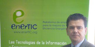 Francisco Verderas, Gerente de la Plataforma enerTIC.org