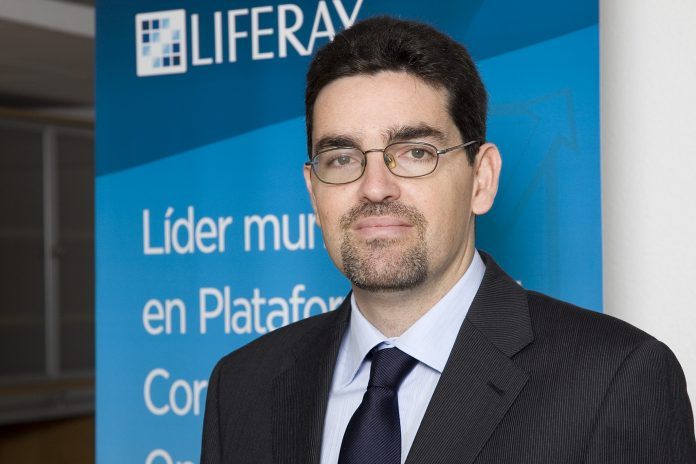 Jorge Ferrer, director general de Liferay Symposium