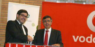 Acuerdo Sage y Vodafone