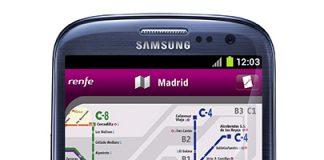 Samsung Renfe APP