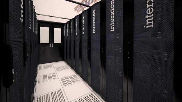 interxion IBM cloud services