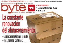 Portada Revista Byte TI 224, Febrero 2015