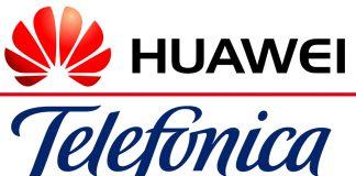 Acuerdo de Huawei y Telefónica para impulsar la migración de las empresas a la nube