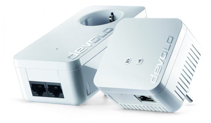 devolo dLAN 550 WiFi reduce su tamaño