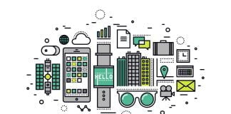 ciudades conectadas