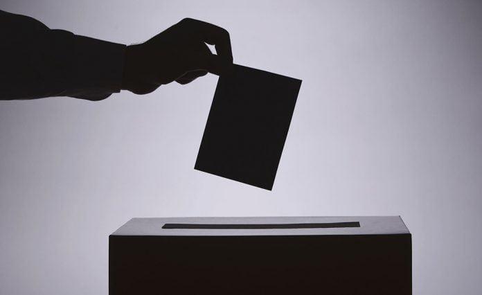 proceso de votación electrónico