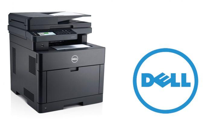 Impresora Multifunción Dell H825cdw