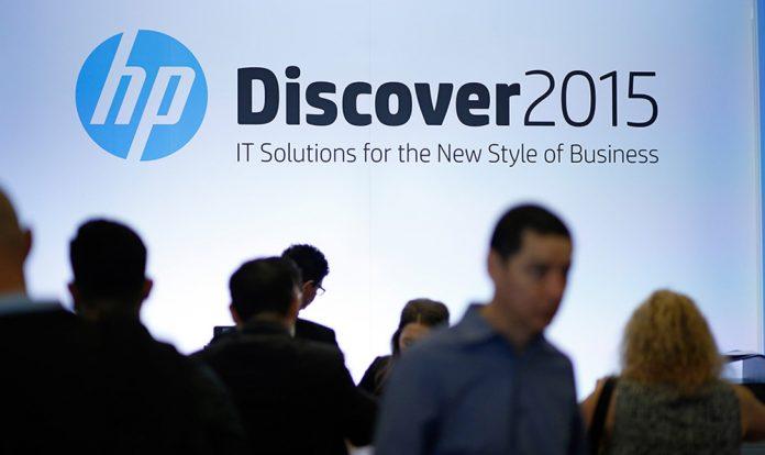 Plataforma Synergy HP Discover 2015