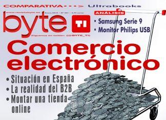 Revista Byte TI 201