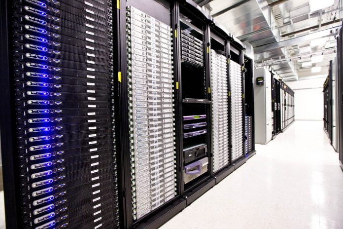 cobertura de los centros de datos