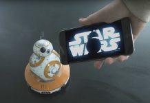 androide BB8 starwars