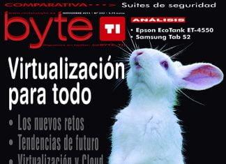 Revista Byte TI 232, Noviembre 2015