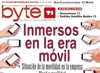 Revista Byte TI 234, Enero 2016