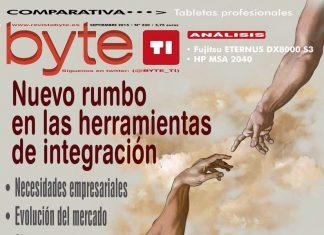 Revista Byte TI 230, Septiembre 2015