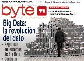 Revista Byte TI 231, Octubre 2015