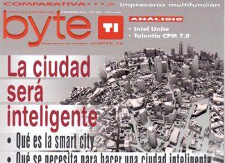 Revista Byte TI 233, diciembre 2015