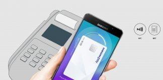 samsung pay pagar con el móvil