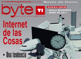 Revista Byte TI 235, Febrero 2016