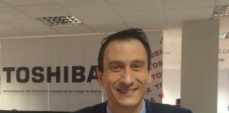 Cambio Robert García Toshiba