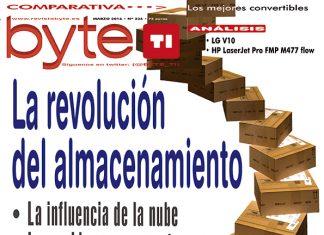 Revista Byte TI 236, Marzo 2016