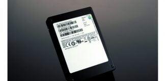 SSD de 16 TB de Samsung