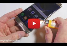Samsung Galaxy S7 pruebas de resistencia
