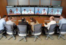 industria de la videoconferencia
