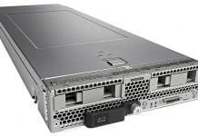 Servidor Blade Cisco UCS B200 M4