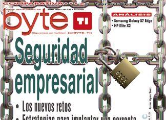 Revista Byte TI 237, Abril de 2016 Ok