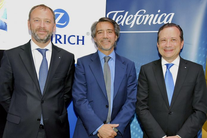 proteger la vida digital Foto Presentacion_Telefonica_Zurich