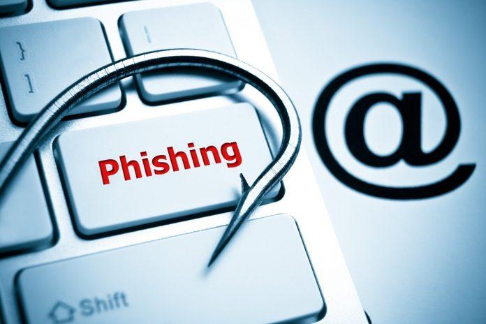 ataque de nuevo tipo de Phishing simulador de phishing financiero