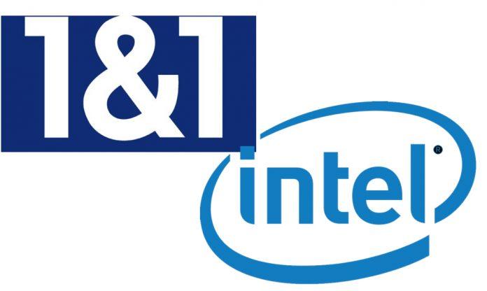 Servicios Cloud 1and1 e Intel