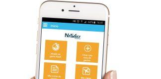 Notilus Mobile gestion de gastos y viajes