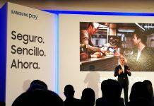 Samsung Pay. pago móvil