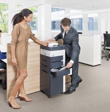 FlexPlan Kyocera espacios de trabajo inteligentes