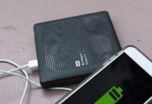 sistema de almacenamiento móvil WD