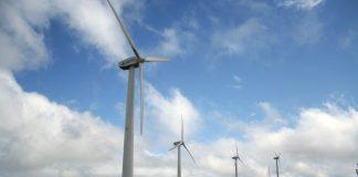 tecnología GIS Parque eólico