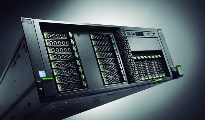 Fujitsu primergy windows server 2016