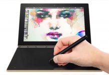 Tablet Lenovo Yoga Book - Tablet 2 en 1