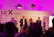 Smartphone LG X Series - Fernando Torres