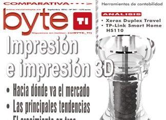 Portada Revista Byte TI 241, septiembre