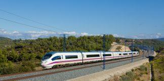 Renfe ave-tren transporte publico