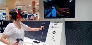 espacio permanente de realidad virtual