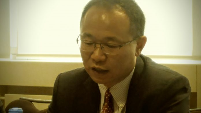 David Wang Gigaband Huawei