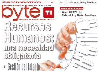 Revista Byte TI 242, Octubre 2016