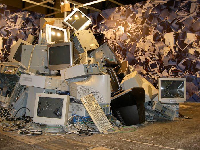 basura tecnológica equipops tecnológicos