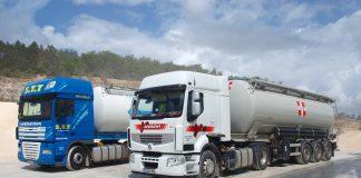 sector del empresas transporte