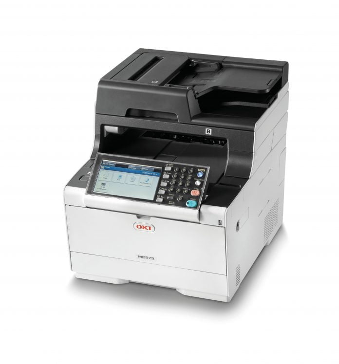 Nueva gama de impresoras color OKI