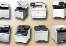 Comparativa de Impresoras multifunción 2016 por menos de 800€