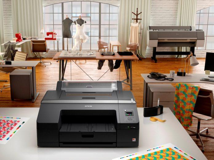 impresora de producción fotográfica